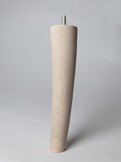 Bed/bank poot bep18 24cm hoog diam.5,8->3